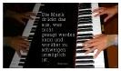 die musik drückt das aus, was nicht gesagt werden kann und ...
