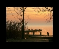 sunset @ the lake