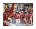 italy - venice - regata storica